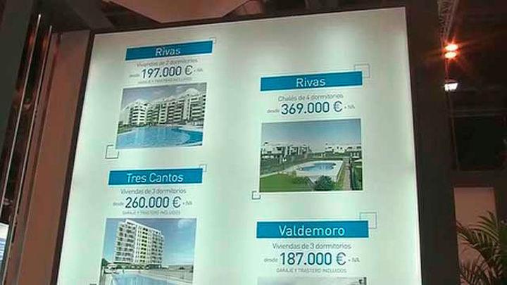 La Comunidad de Madrid concentra el 62% de las viviendas ofrecidas en SIMA