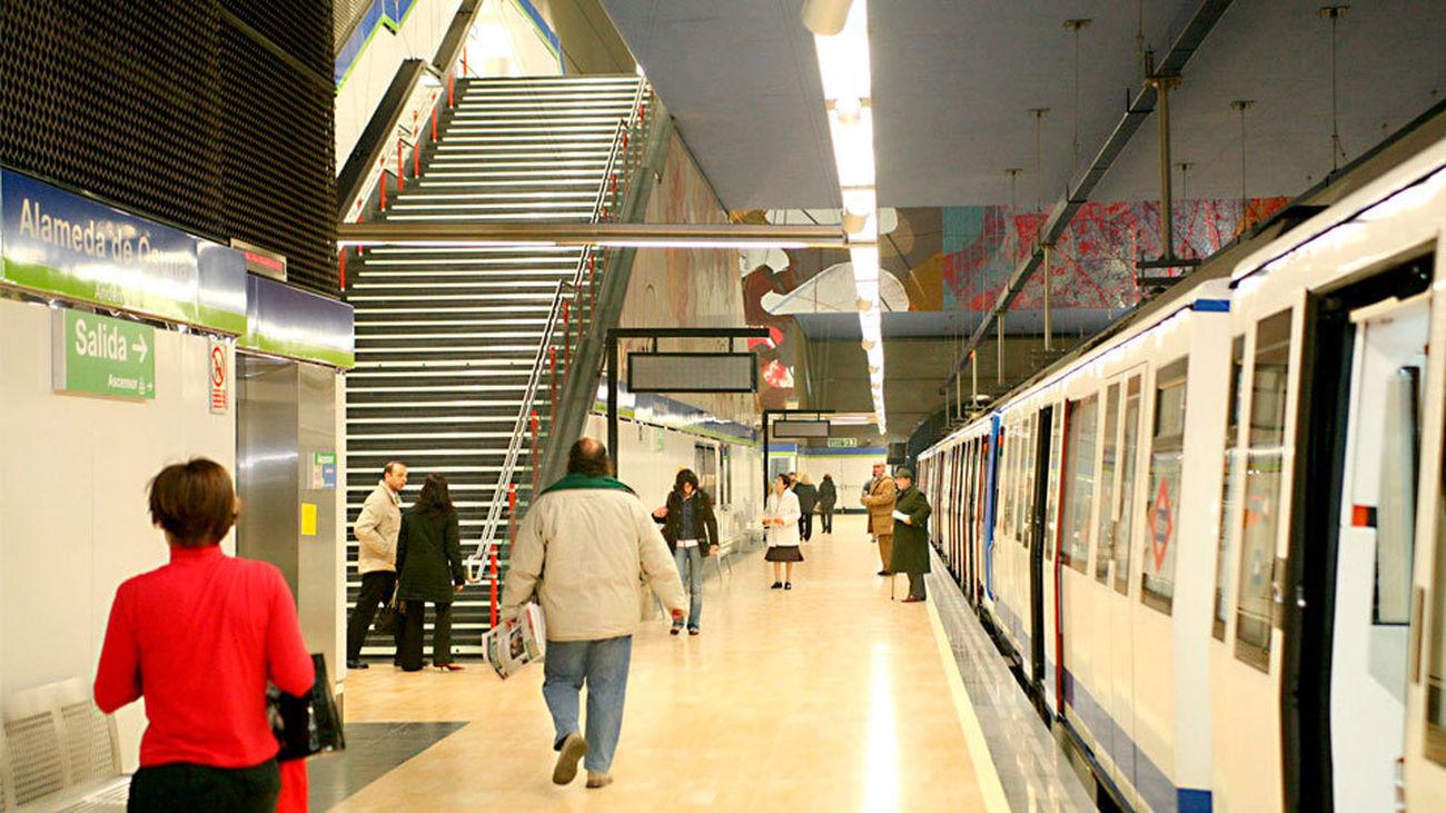 Servicios mínimos de hasta el 69% para el viernes, primer día de la huelga de Metro