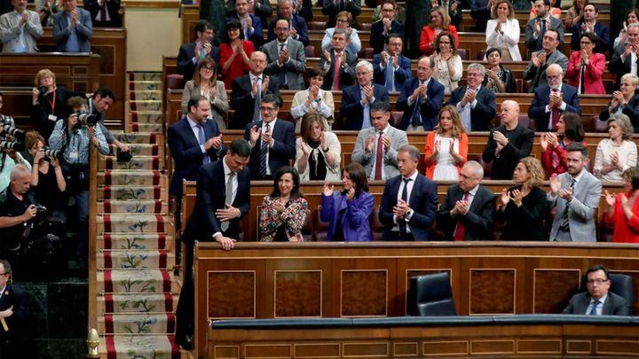 El PNV deja en bandeja la presidencia al socialista Pedro Sánchez