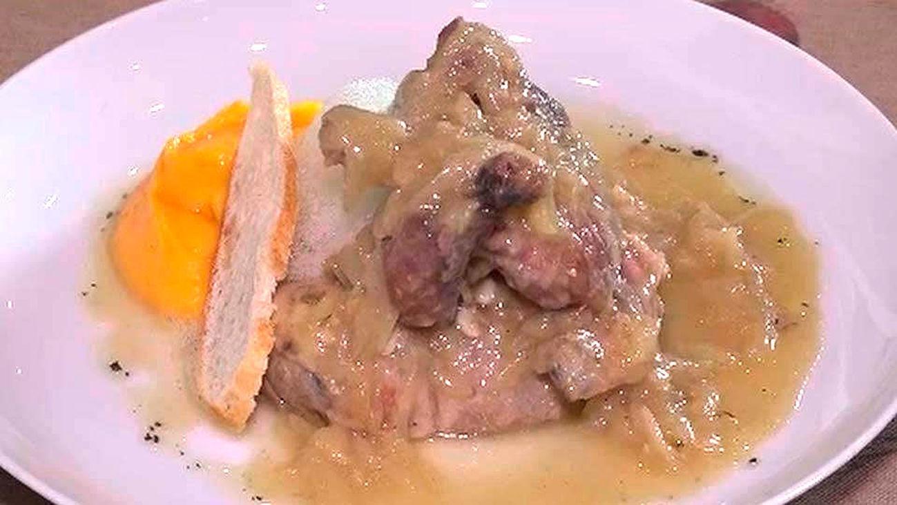 """Aprendemos a cocinar """"guiso de perdiz a la toledana"""" en el Día de Castilla la Mancha"""