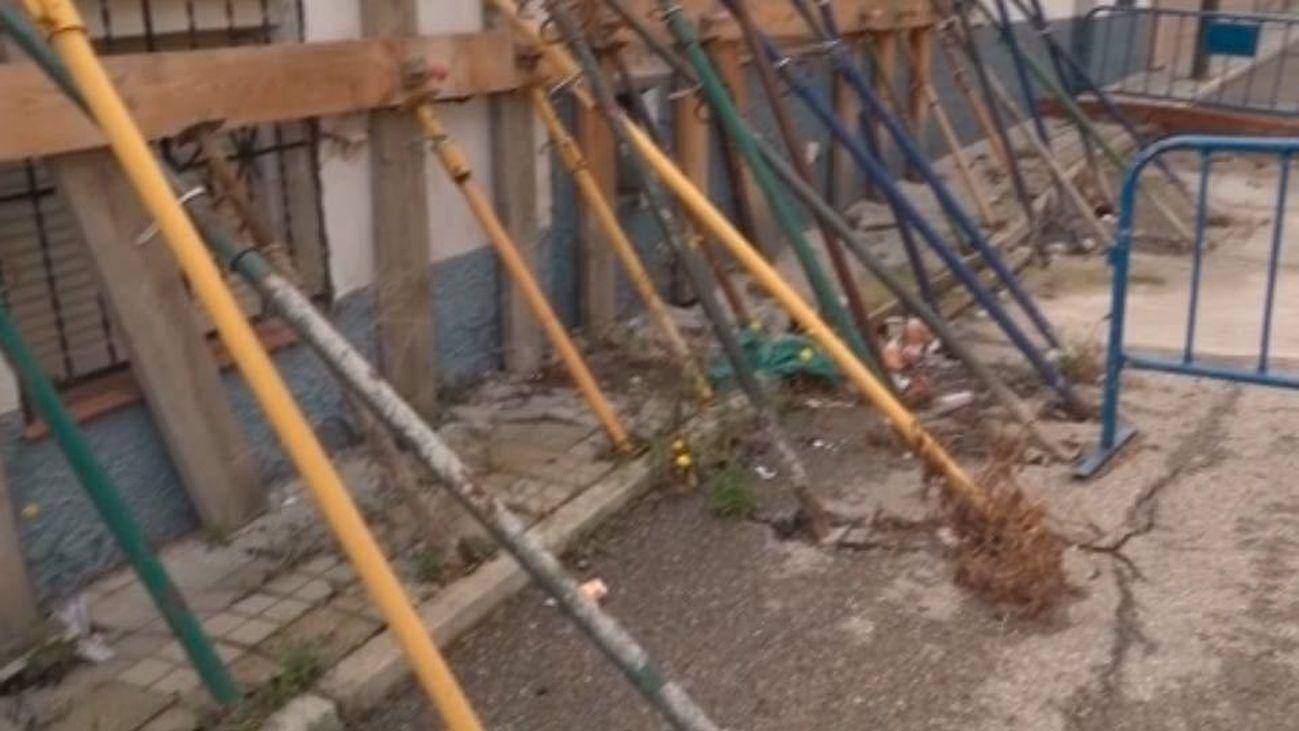 Dos vecinos de Ciempozuelos perdieron su casa, hoy piden indemnizaciones al Ayuntamiento