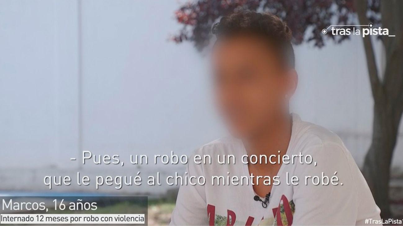 Centros de menores de la Comunidad de Madrid