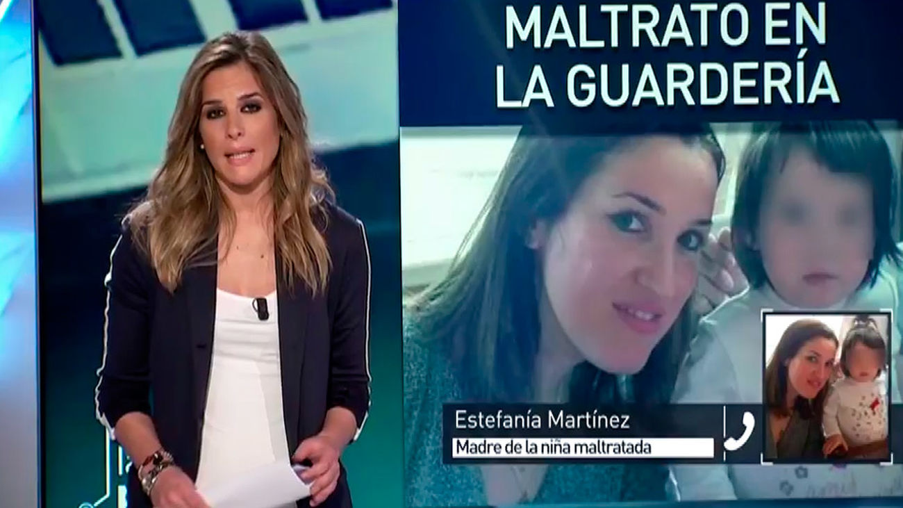 Maltrato en una guardería de Mallorca a una niña de 22 meses