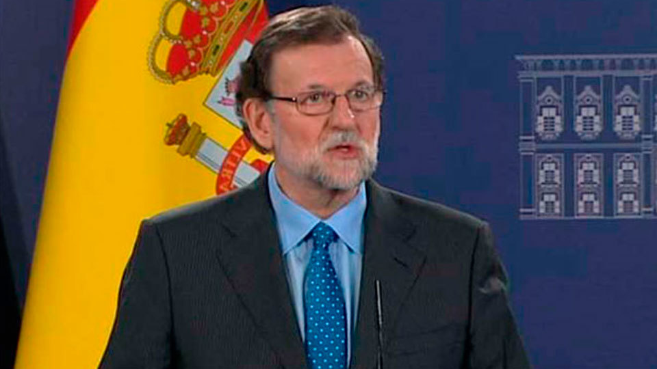 Rajoy, el adiós del señor de los tiempos