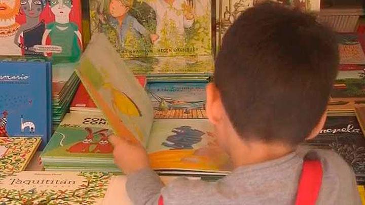 La Feria del libro también es para los niños
