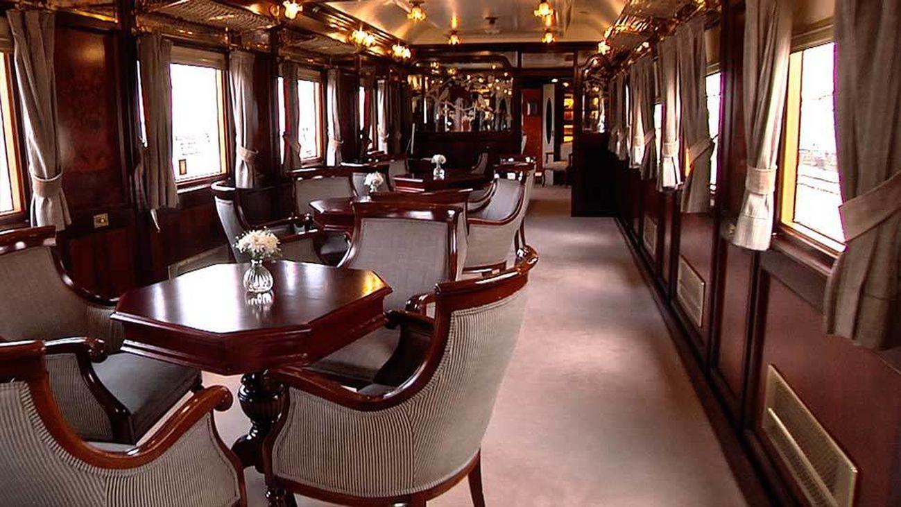 """""""Al Andalus"""", un exclusivo crucero ferroviario"""