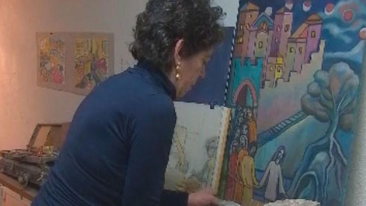 Artistas de Lavapiés y La Latina abren las puertas de sus talleres este fin de semana