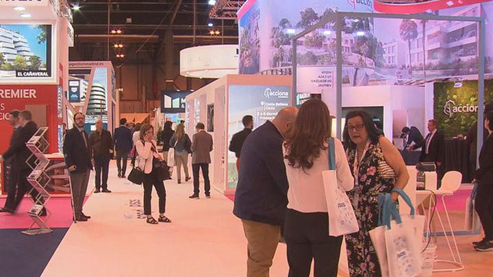 Madrid concentra el 62% de las viviendas ofrecidas en el Salón Inmobiliario Internacional