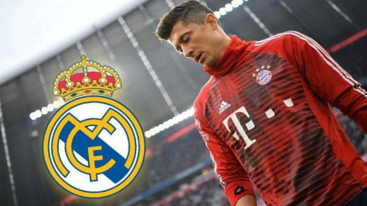 Lewandowski, objetivo prioritario del Real Madrid