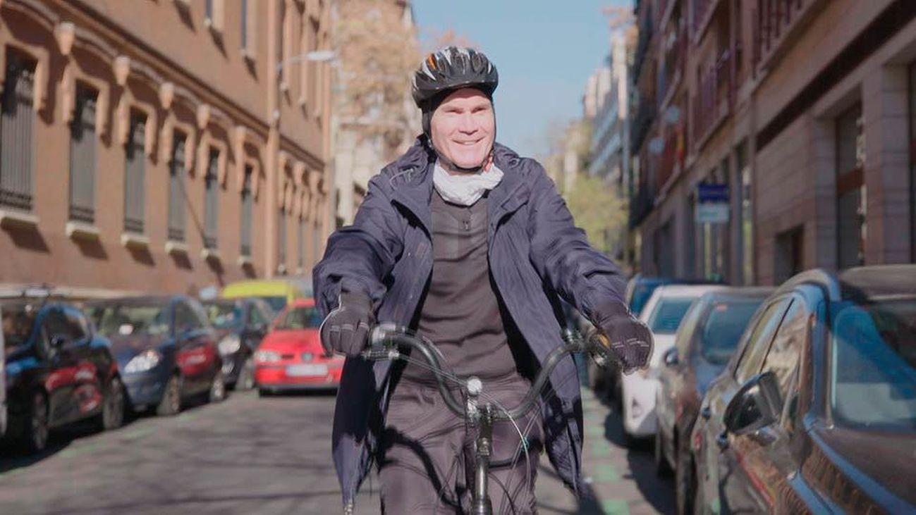 Timothy Kane, apasionado de la bici, el pan artesano y el queso