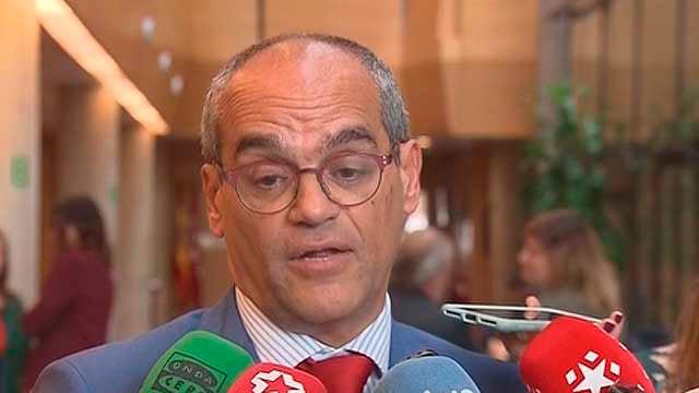 Rafael Van Grieken, concejero de Educación de la Comunidad de Madrid