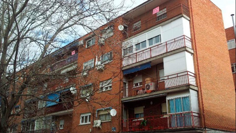 El precio de la vivienda subió un 2,8 % en Madrid en el primer trimestre