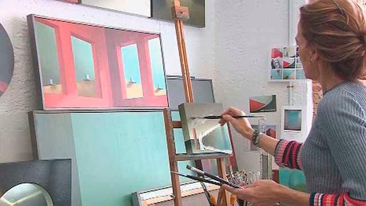 Artistas de La Latina y Lavapiés abren las puertas de sus talleres