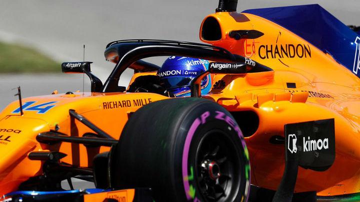 GP Canadá: Alonso 10º: Verstappen manda en los libres