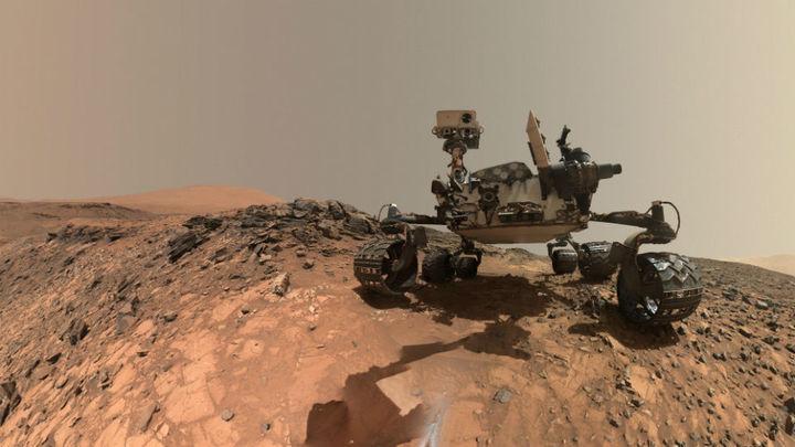 La NASA encuentra moléculas orgánicas en rocas de Marte de 3.000 millones años