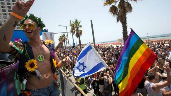 "Tel Aviv, ""orgullosa"" de su masivo desfile LGTB, que cumple 20 años"