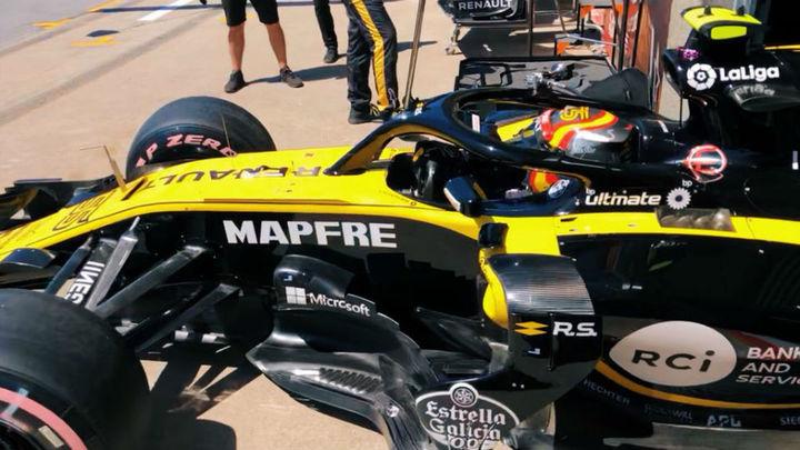GP Canadá: Sainz 9º, Alonso 14º y pole de Vettel