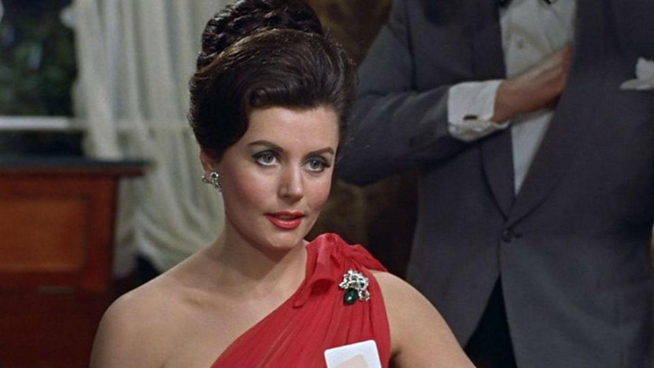 """Muere a los 90 años Eunice Gayson, la primera """"chica Bond"""""""