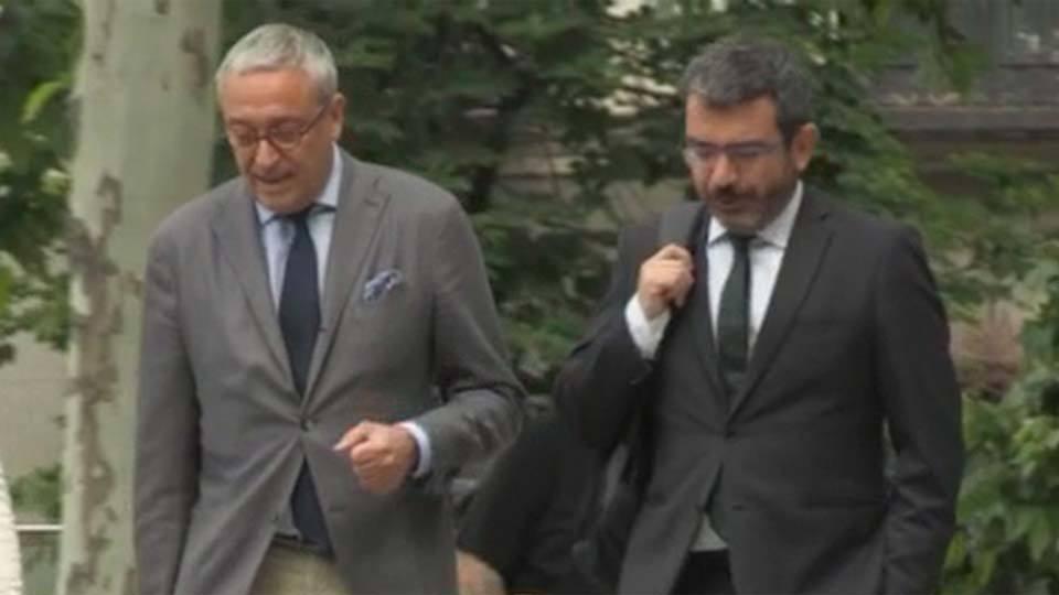 Declaran 23 investigados de Convergencia por el caso del 'tres por ciento'