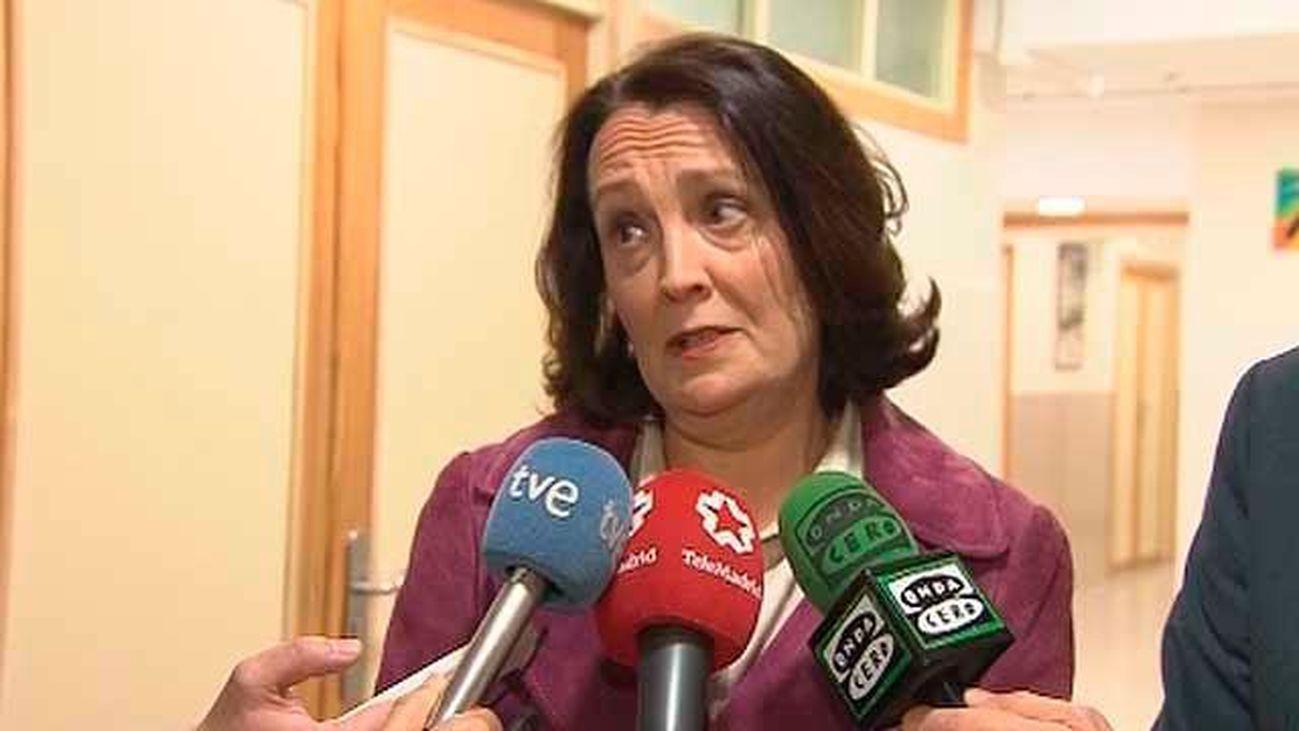 Yolanda Ibarrola, consejera de Justicia de la Comunidad de Madrid