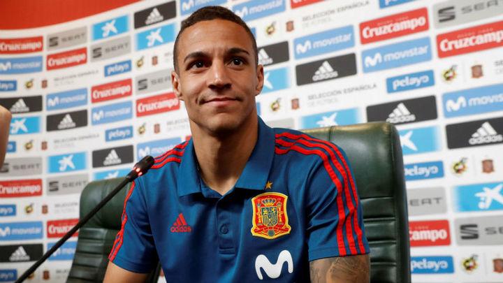 "Rodrigo: ""Todos estamos preparados para aportar de la manera que se dé"""