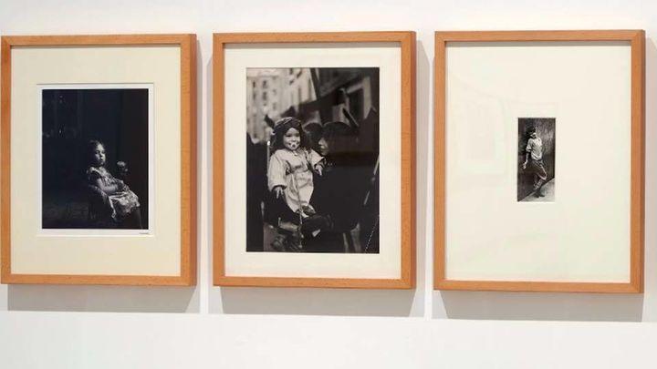 El Reina Sofía exhibe fotografías de Afal con España en blanco y negro