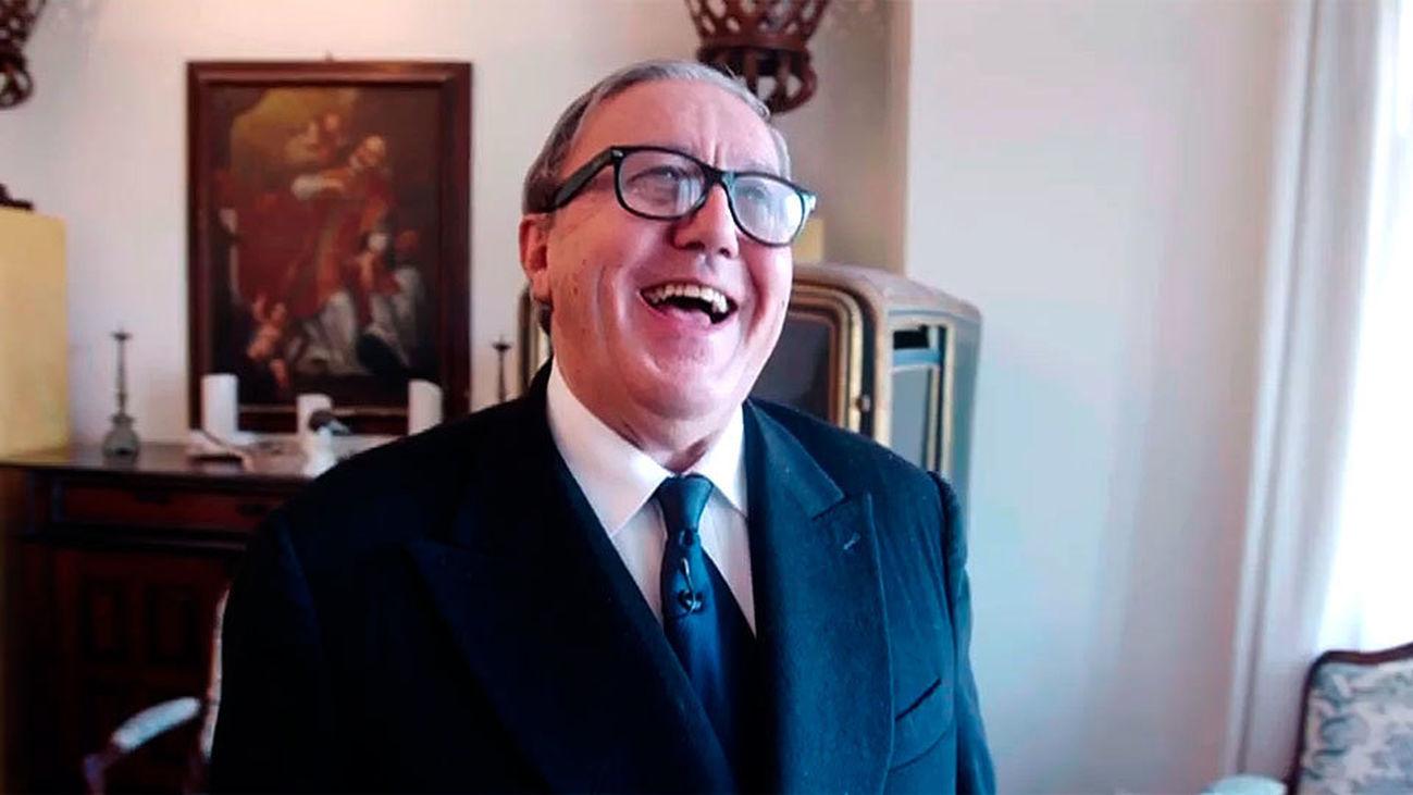 Mark Anthony Micaleff, un embajador apasionado del arte, del protocolo y de la buena mesa