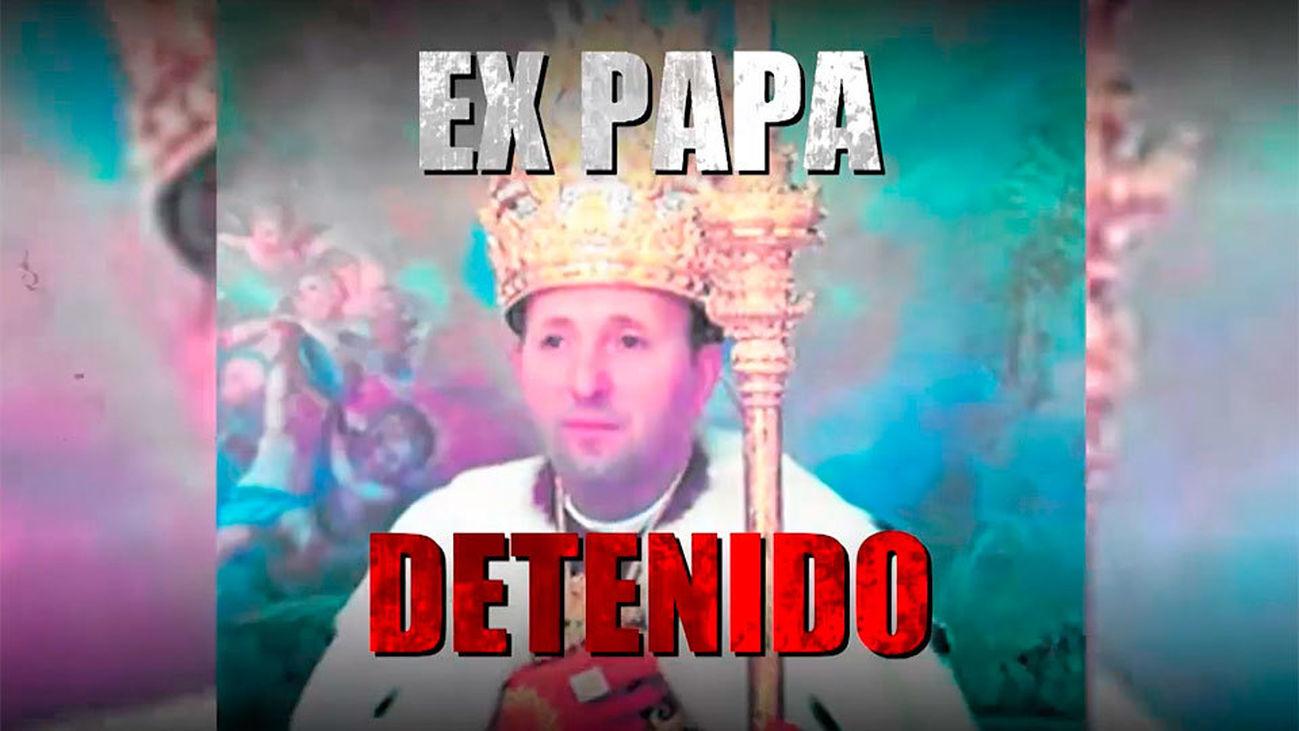 Detenido el ex papa de El Palmar tras intentar entrar a robar en la iglesia Palmaria
