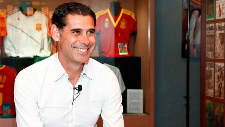 Hierro, 'hombre de Estado' para el fútbol español