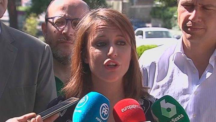 Andrea Levy será la 'número dos' de la lista del PP al Ayuntamiento