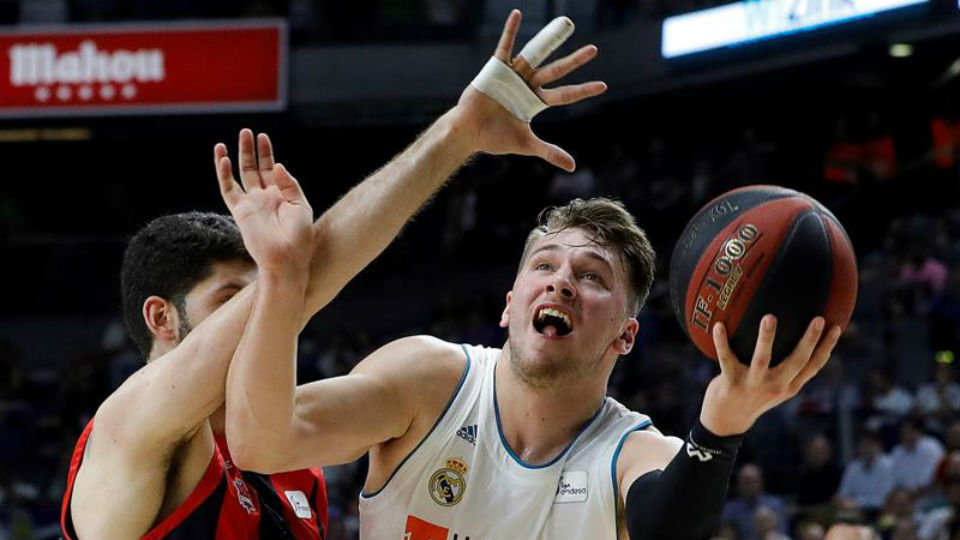 Doncic ante Baskonia