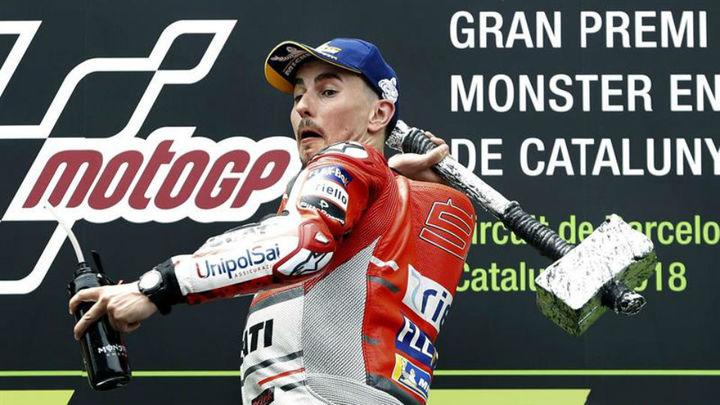 GP Cataluña: Lorenzo, Quartararo y Bastianini se gradúan en Montmeló