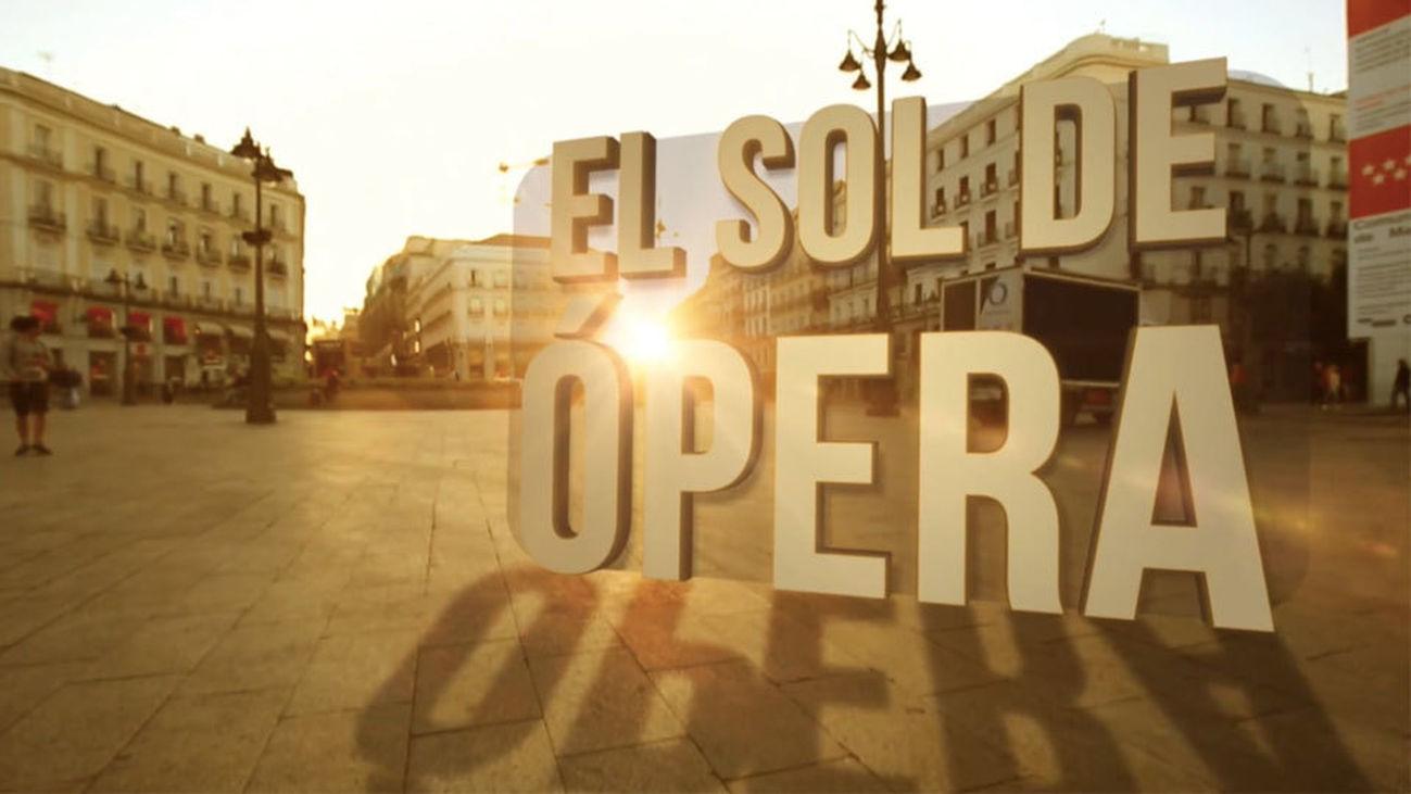 Las calles de mi vida: 'El sol de Ópera'