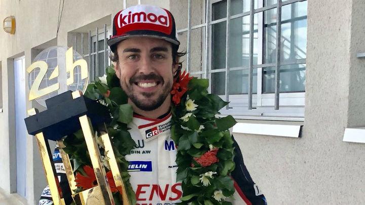 "Alonso: ""La triple corona sigue siendo un objetivo atractivo"""