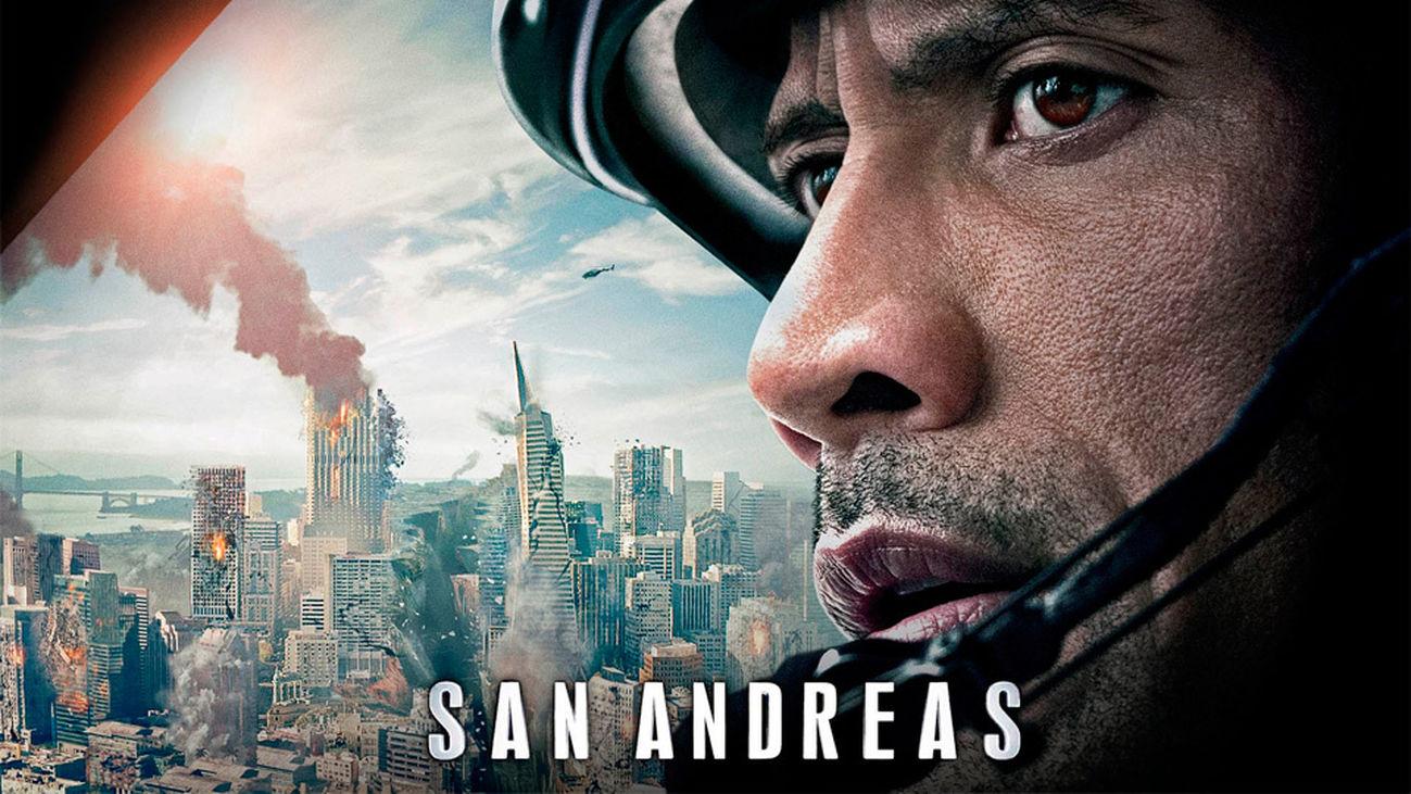 'San Andrés', un terremoto de consecuencias catastróficas