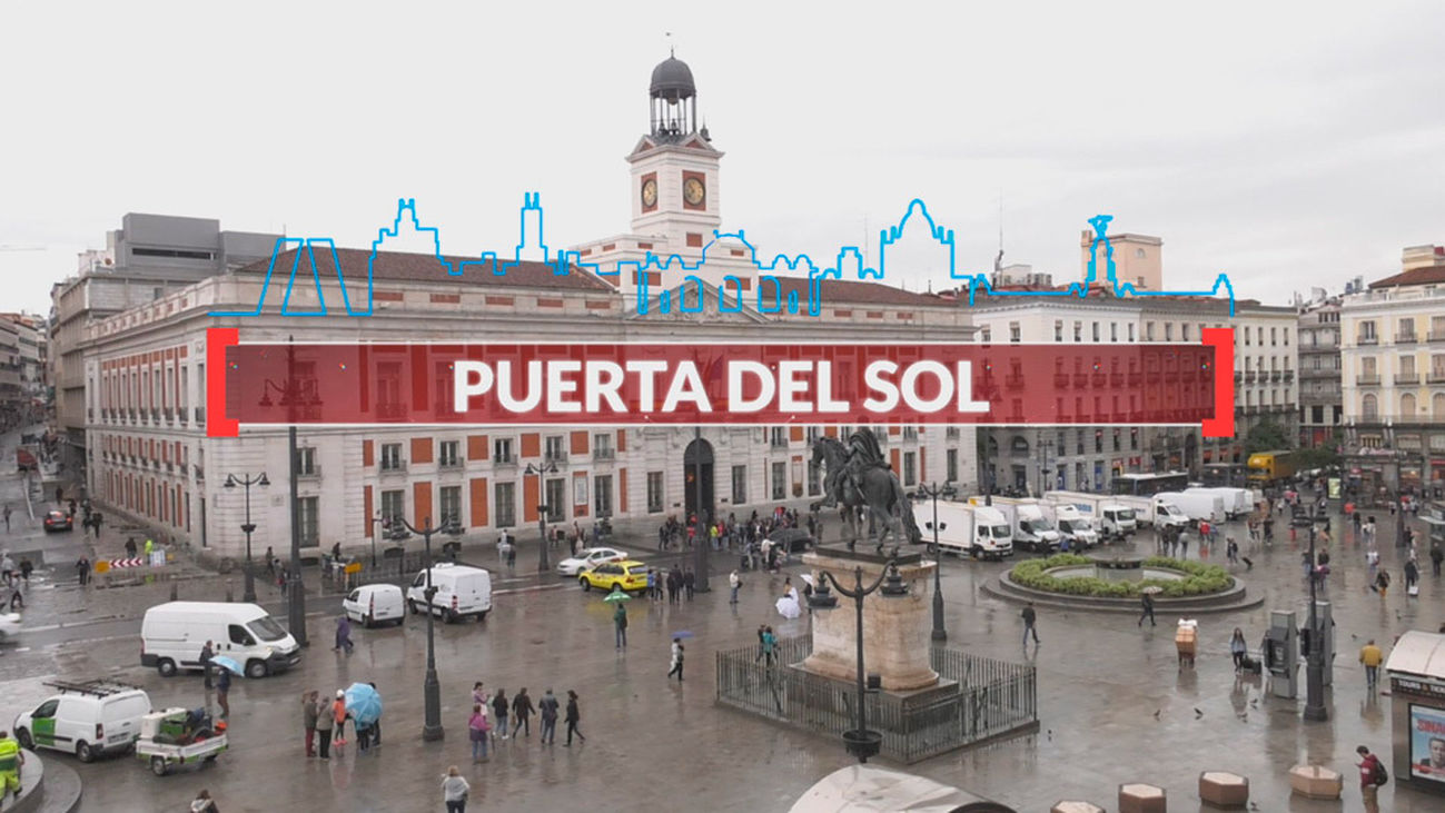 Madrid es Cifra: Turismo en la Puerta del Sol