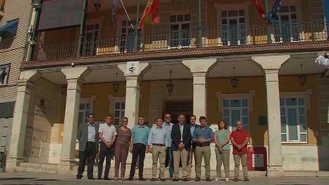 Alcaldes de municipios del Sureste de la Comunidad