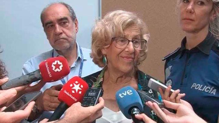 Carmena garantiza la transparencia y limpieza para el referéndum de la Policía Municipal