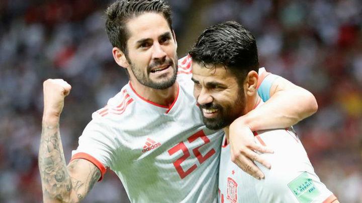 0-1. Carambola de Costa para ganar y sufrir con Irán