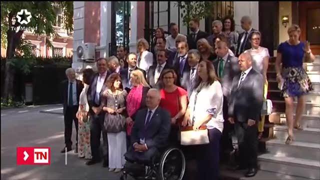 Marlaska defiende ante las víctimas la unión para vencer al terrorismo