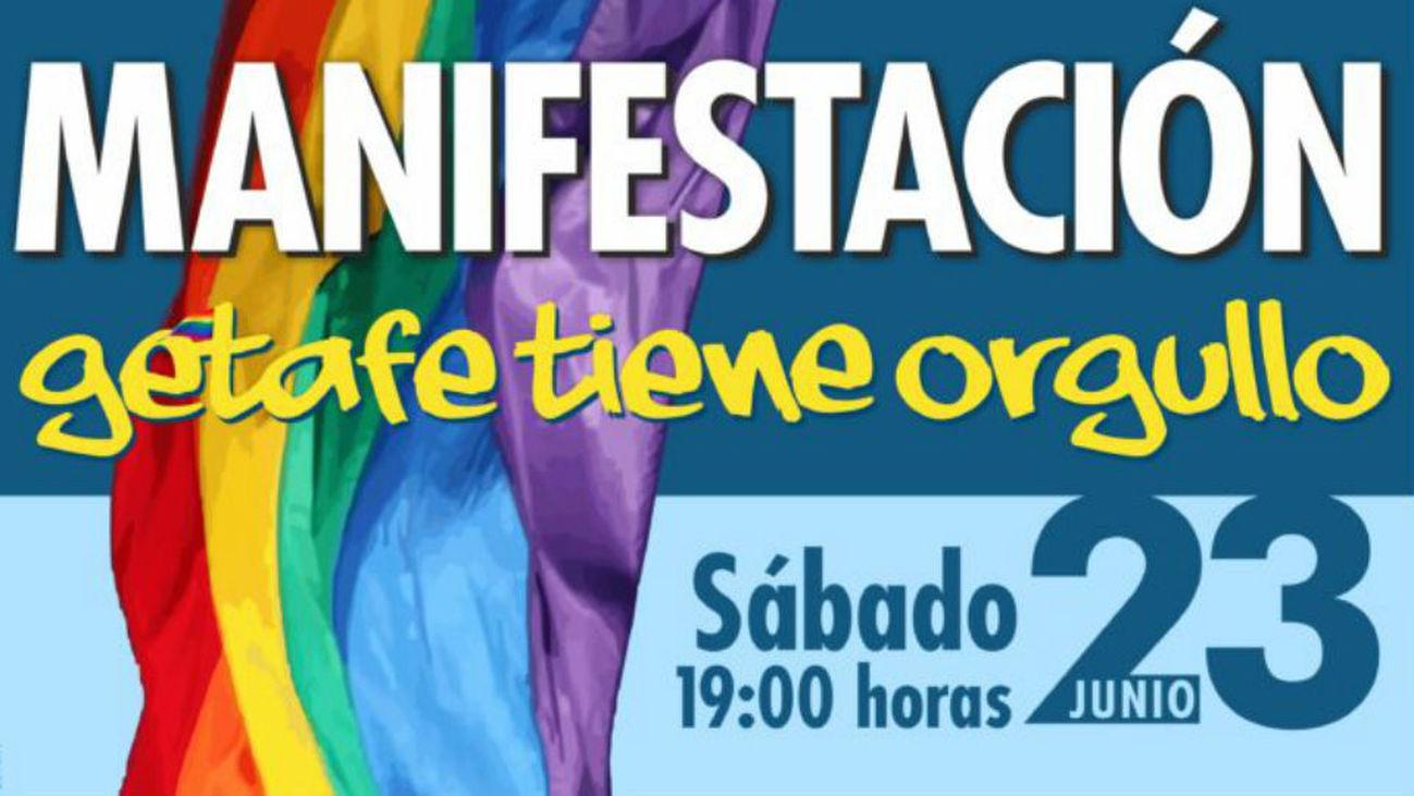 Getafe celebrará un Orgullo volcado en los derechos de los transexuales