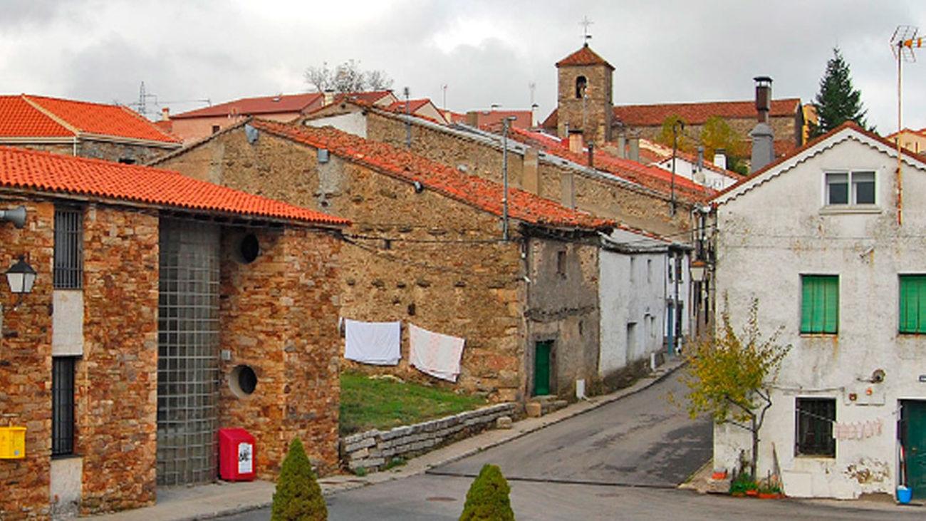 Robregordo, uno de los pueblos de la sierra norte, busca habitantes