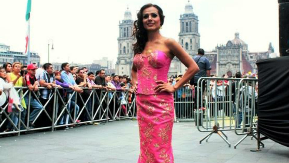 Morganna Love, la cantante trans mexicana que sueña con un Grammy y un Óscar