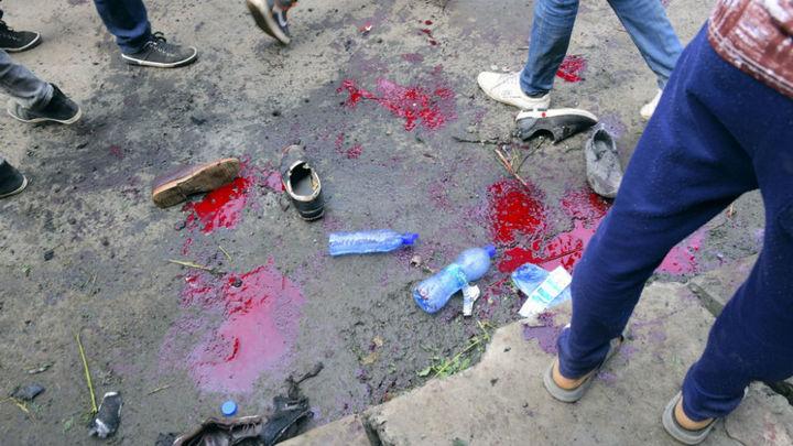 Varios muertos y heridos por la explosión en un mítin del primer ministro etíope