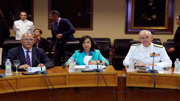 Defensa investiga a cinco reservistas que firmaron el manifiesto exaltando a Franco