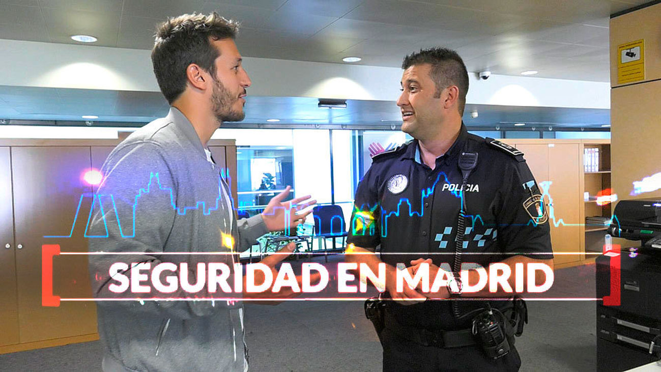 Madrid es Cifra: seguridad en Madrid