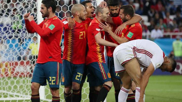 España, seis días para rebuscar la reacción