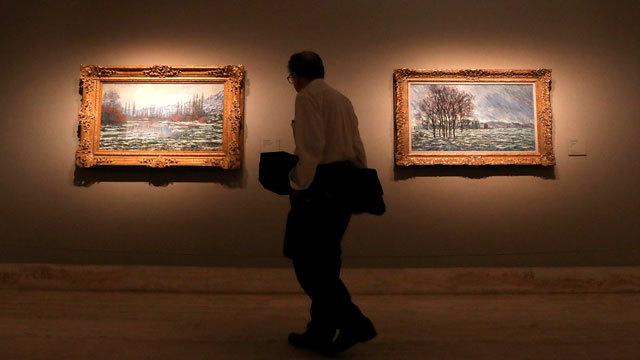 Exposición Monet/Boudin