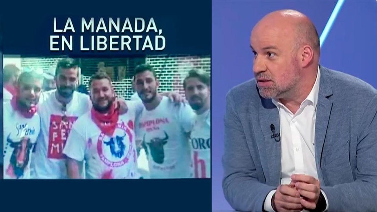 """""""No se entiende la condena de La Manada por abusos, ni la puesta en libertad"""""""