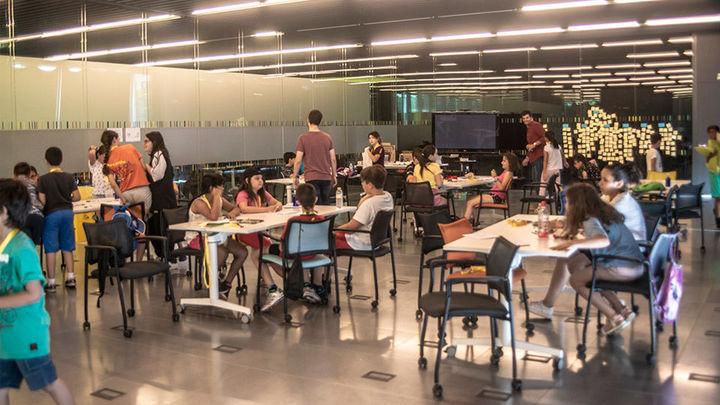 La Escuela del Futuro, campamento de verano gratuito en La Nave